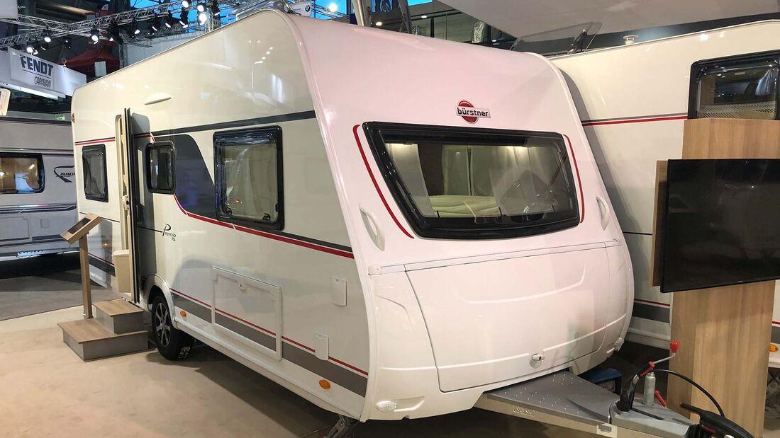 Bürstner Premio Plus 520 TL Limited (2020)