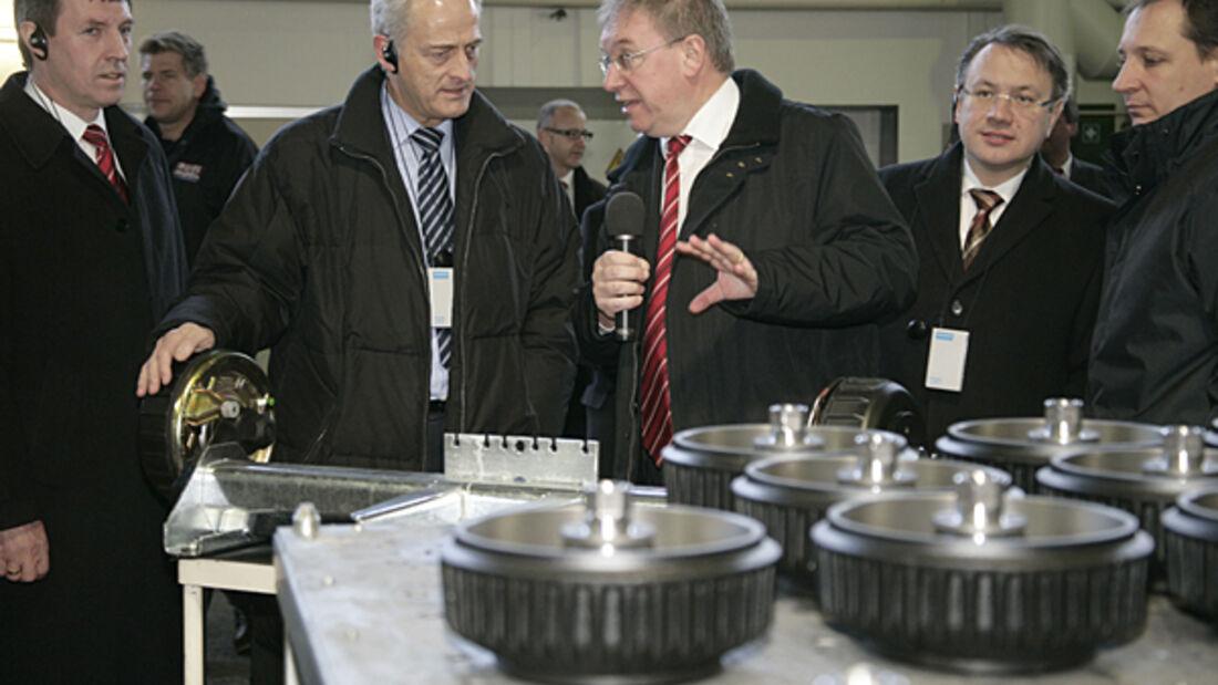 Bundesverkehrsminister, Gespann, Führerschein, Richtlinie, Peter, Ramsauer, Alko, Wohnwagen, Caravan