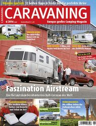 CARAVANING Cover April 2016