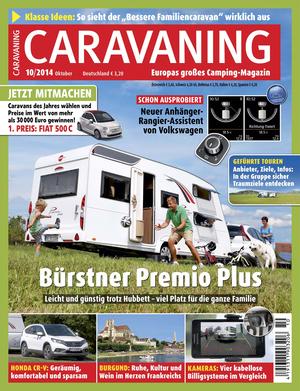 CARAVANING Heft 10/2014