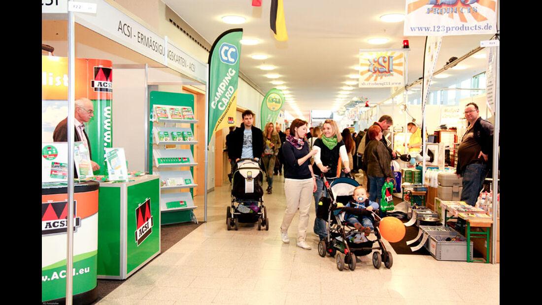 CFT Messe in Freiburg
