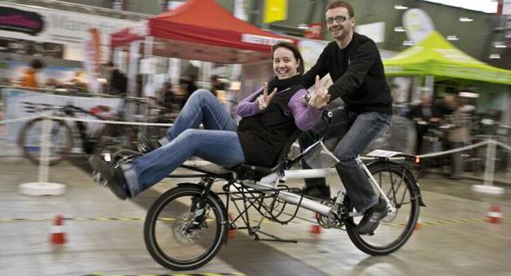 CMT Stuttgart - Fahrrad und Erlebnisreisen mit Wandern