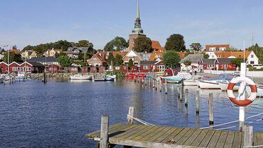 CP-Archiv Dänemark Seenland