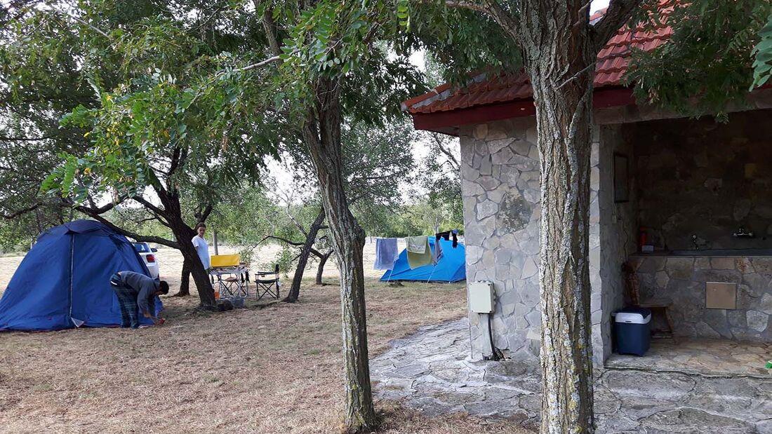 Camp Robeko