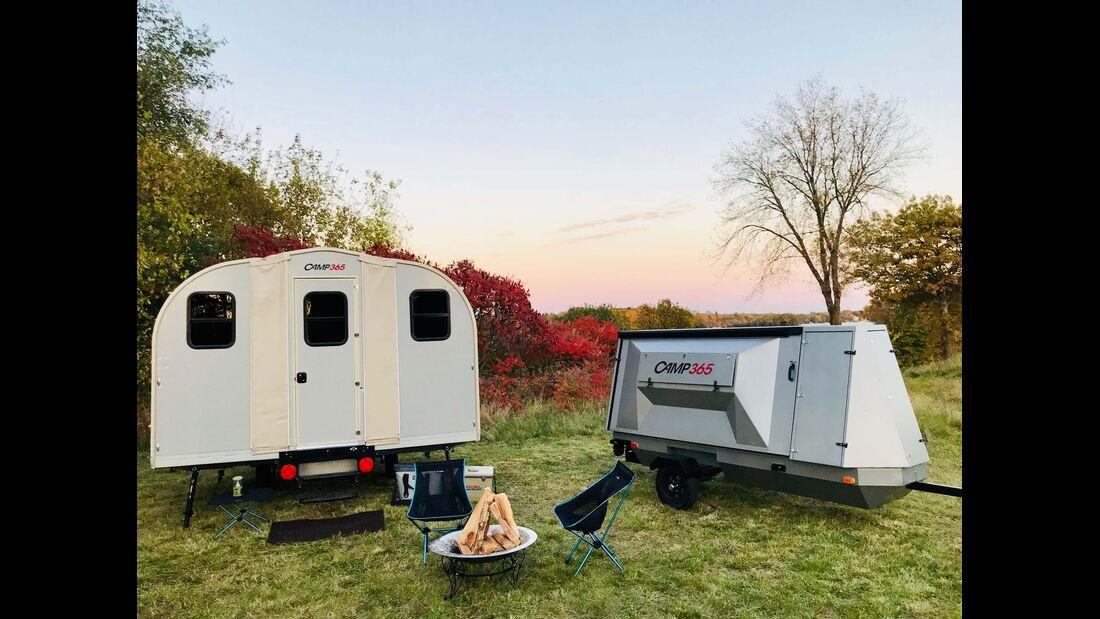 Camp365 Faltcaravan