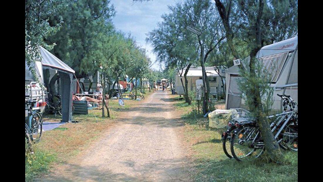 Campeggio Rada Etrusca