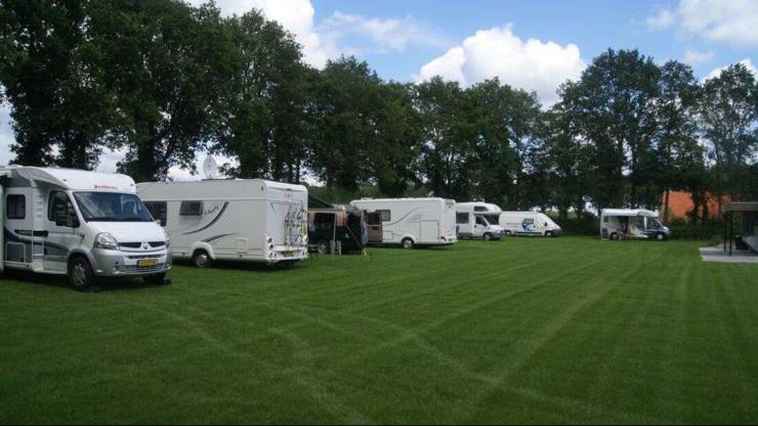 Camperplaats Wielens Noord-Sleen