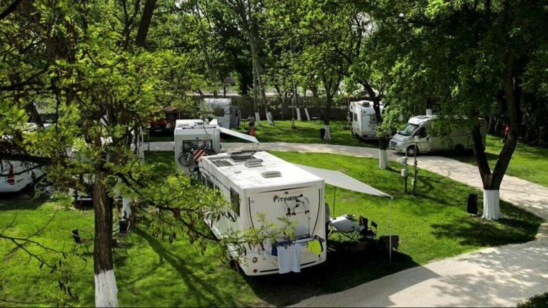 Camping Arena-Budapest
