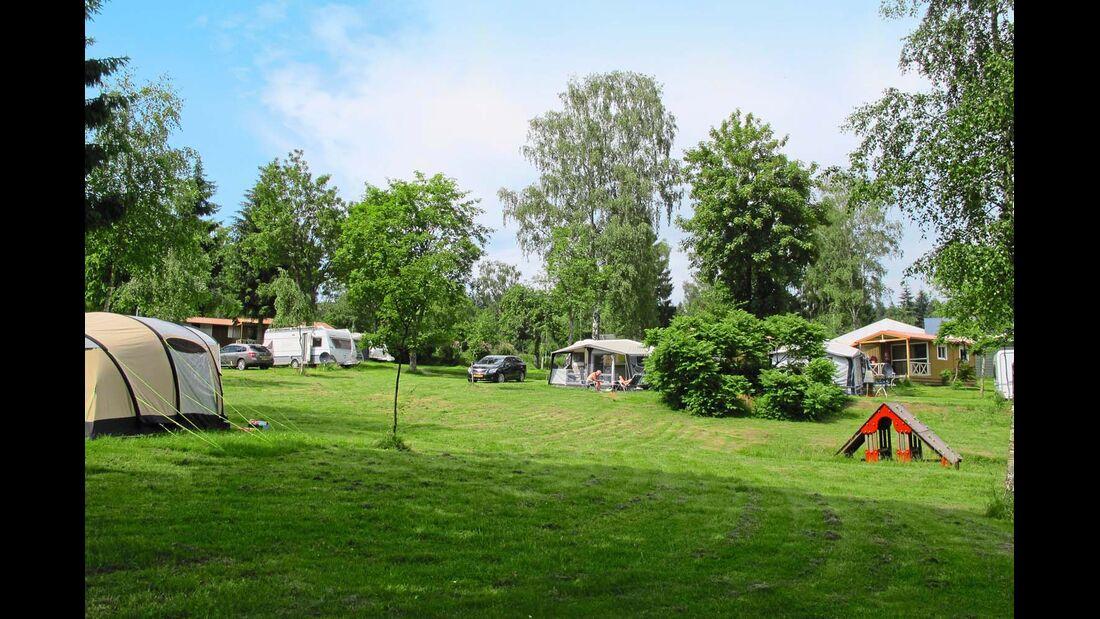 Camping Auf Kengert