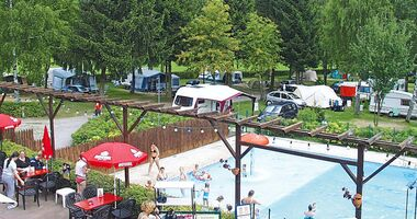 Camping Auf Kengert Luxemburge