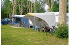 Camping Avigliana empfiehlt sich vor allem für Turin-Besucher.
