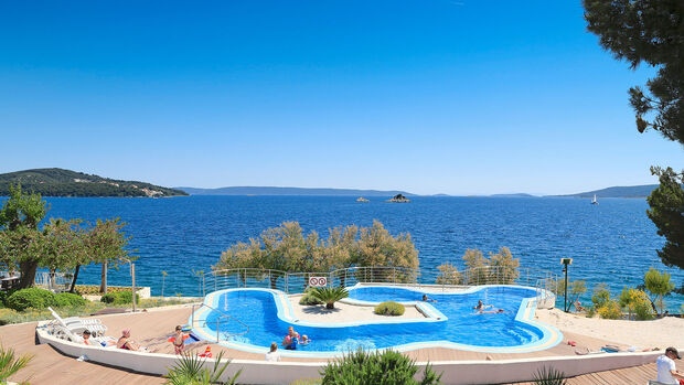 Camping Belvedere Pool