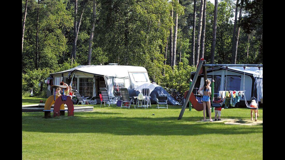 Camping-Bestenliste