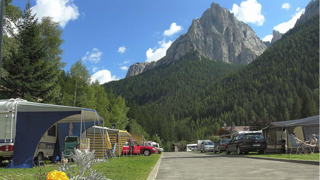Camping Bestenliste Italien