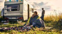 Camping, Caravan, Vanlife