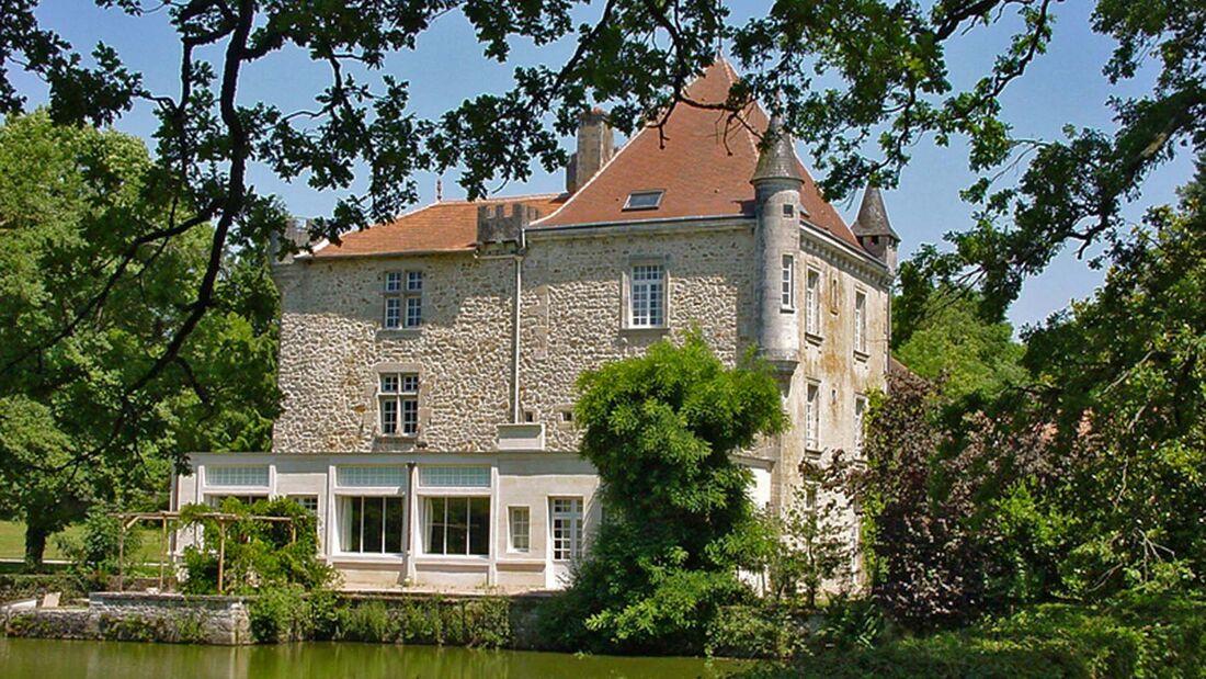 Camping Château le Verdoyer