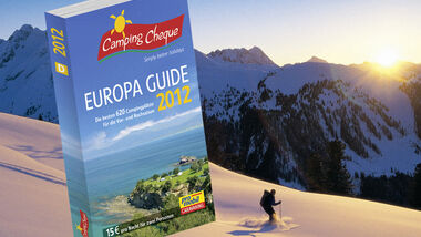 Camping Cheque Europa Guide 2012