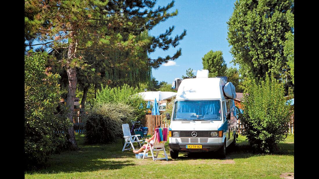Camping Cheque: Kawan