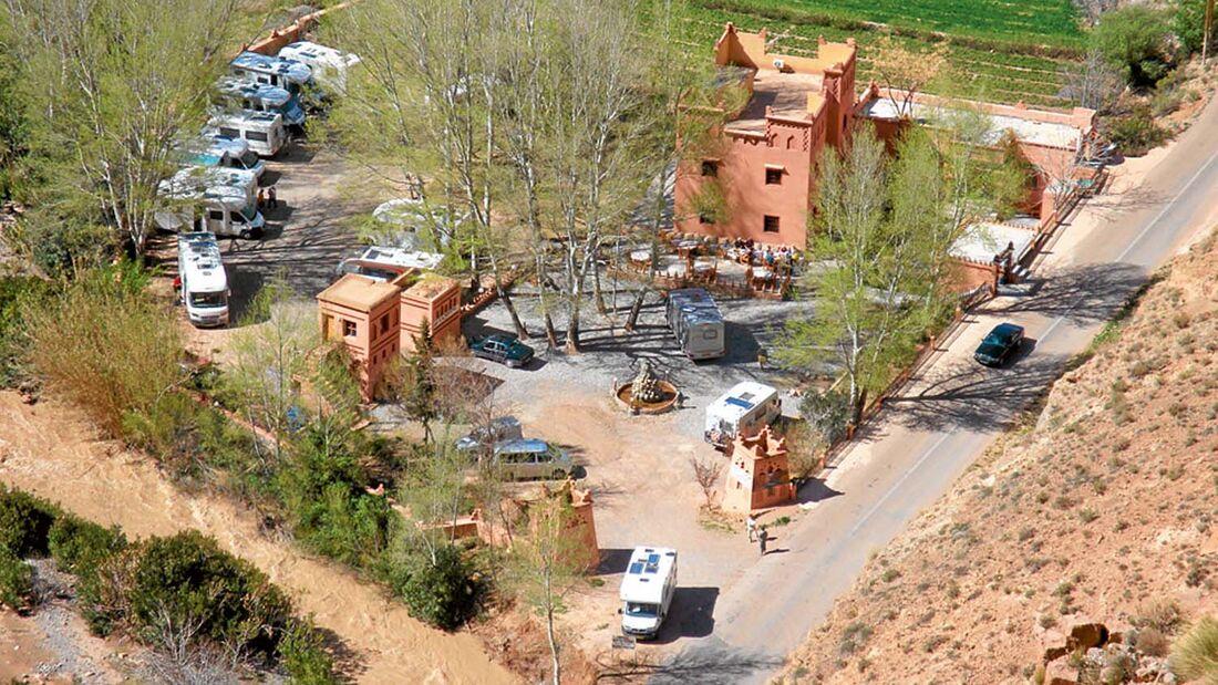 Camping Cheque Marokko