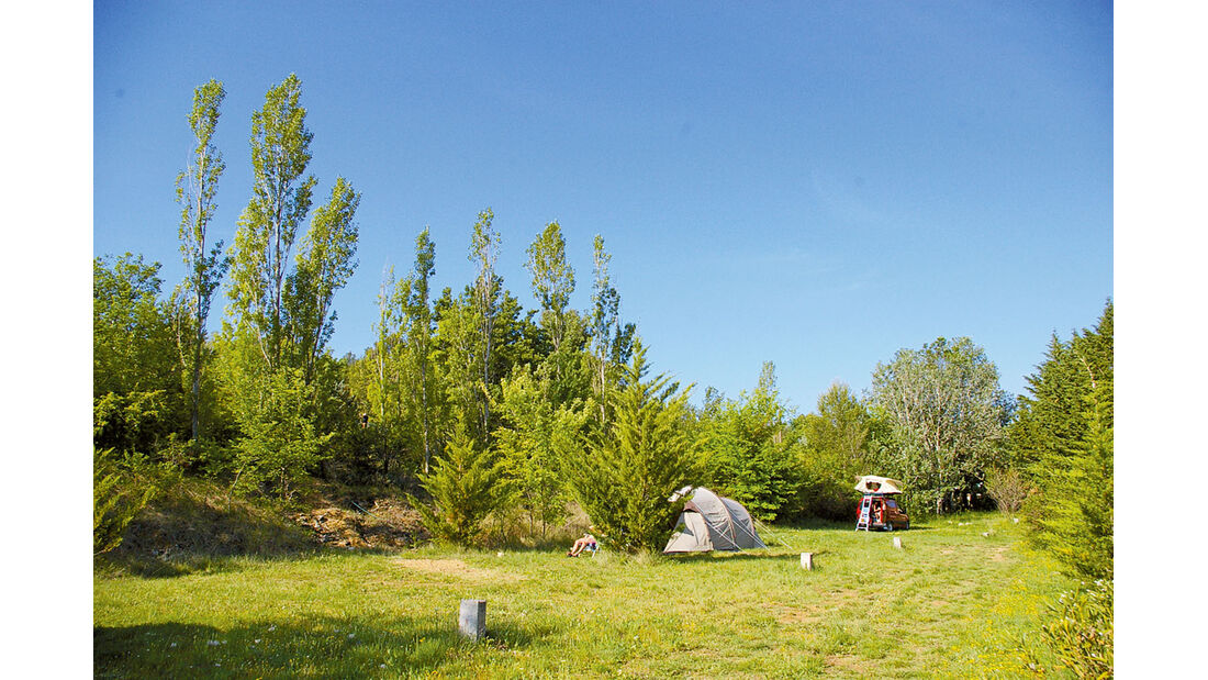 Camping Cheque: Messidor