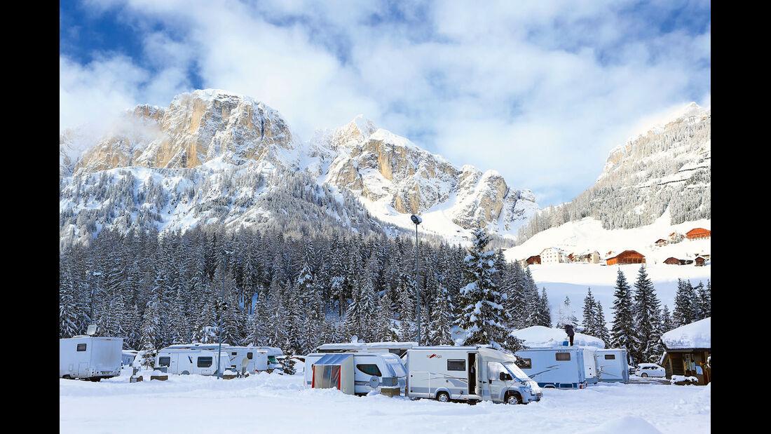 Camping Colfosco