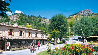 Camping Domaine du Verdon in der Provence