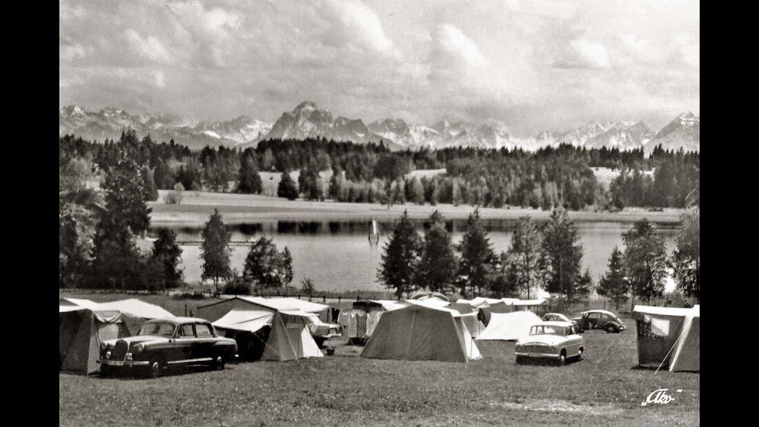 Camping Elbsee