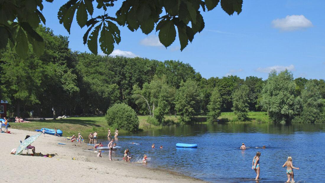Camping - & Ferienpark Falkensteinsee