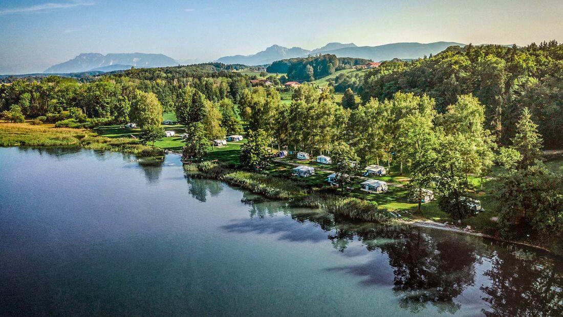 Camping Ferienpark Hainz am See