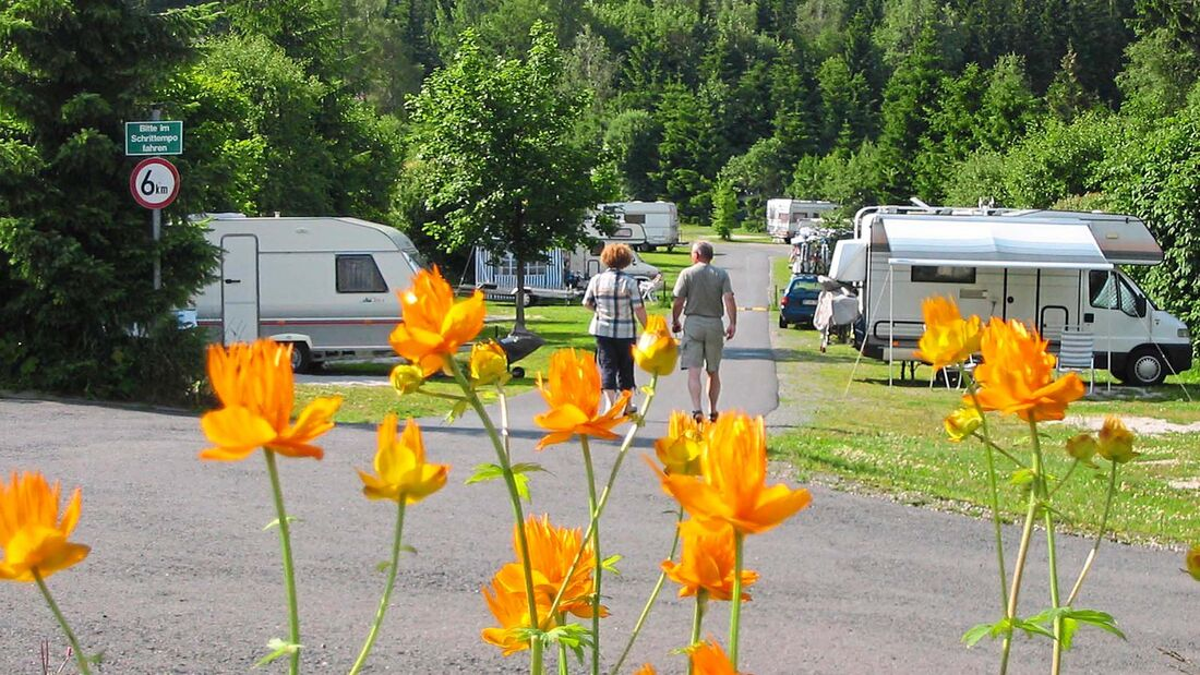 Camping Fichtelsee