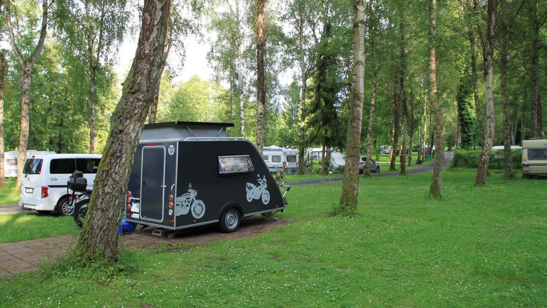Camping Forelle