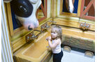 Camping Fuussekaul, Kinderfreundlich, saubere Sanitaeranlagen, Sanitaeranlagen fuer Kinder