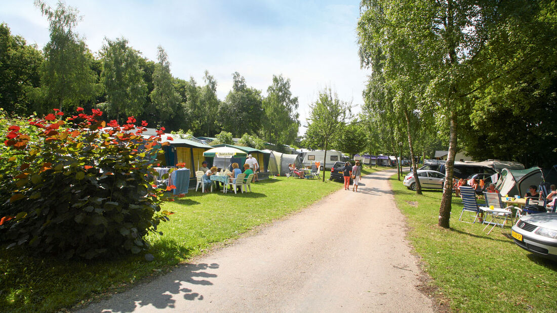 Camping Fuussekaul, traumhafte Landschaft, schoene Lage, Camping
