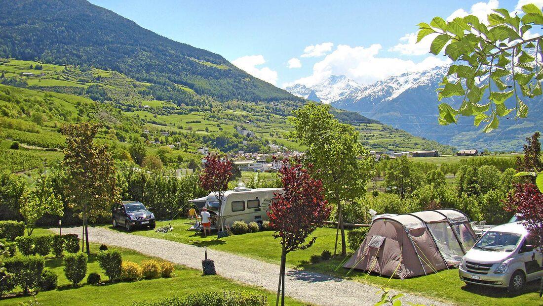 Camping Gloria Vallis