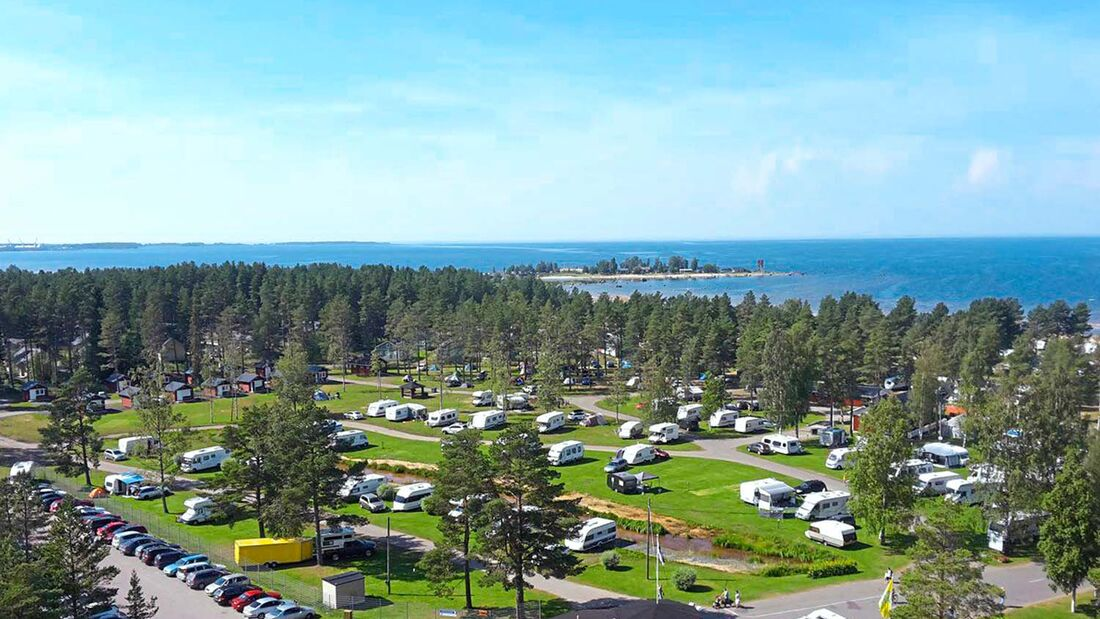 Camping Hiekkasaerkaet