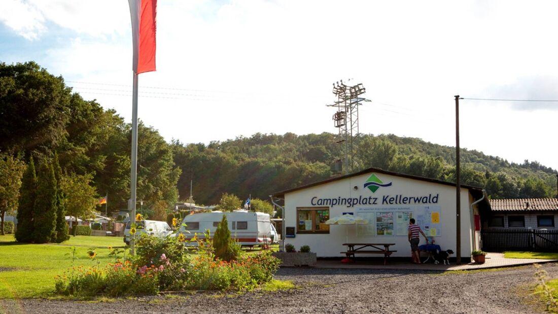 Camping Kellerwald