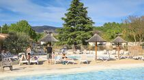 Camping La Couteliere Vaucluse - Pool