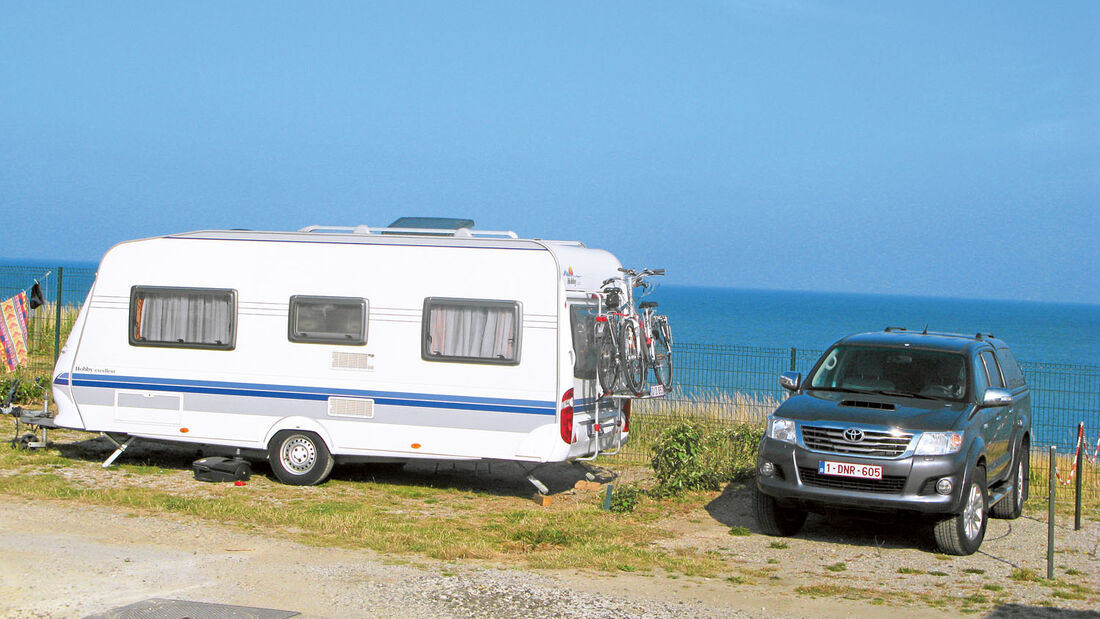 Camping Le Phare.