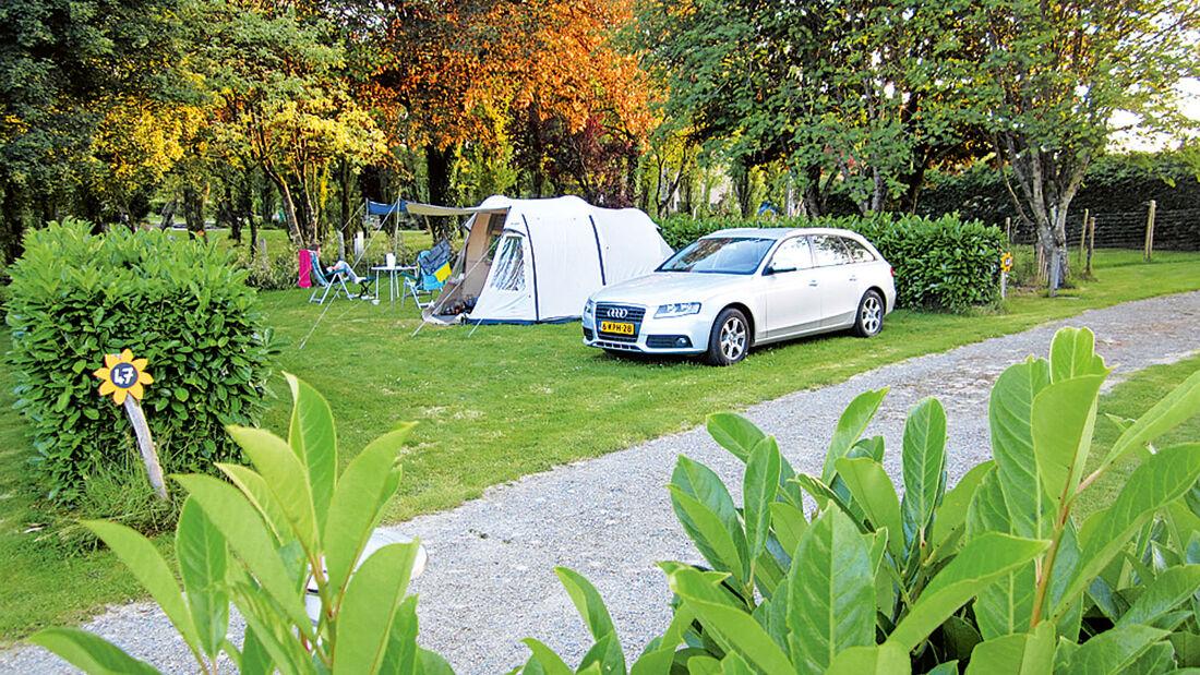 Camping Les Tournesols