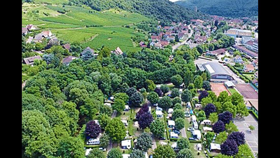 Camping Municipal Kaysersberg