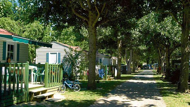 Camping Nature Parc L' Ardéchois in Frankreich