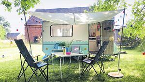 Camping-Oldie