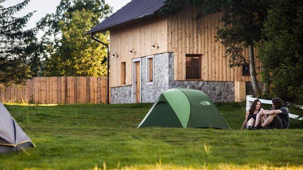 Camping Plana & Bar 66