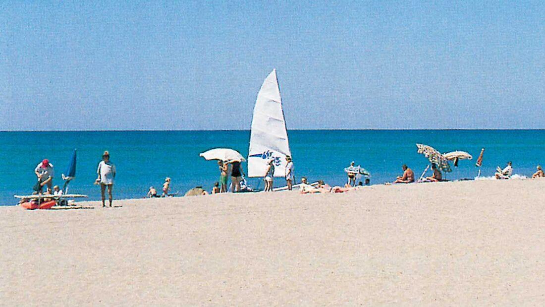 Camping Playa Bara