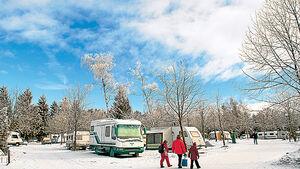 Camping Prahljust