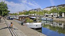 Camping-Reise Nantes