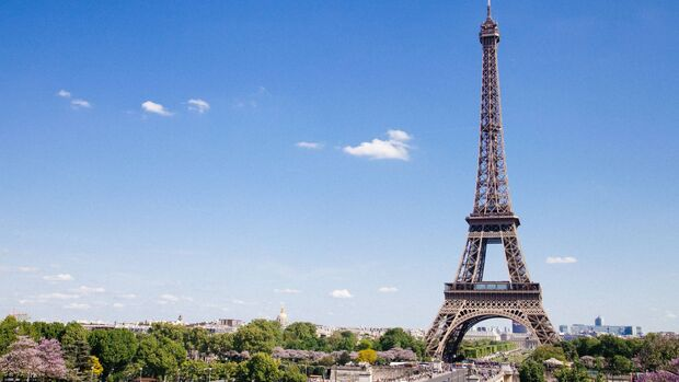 Camping-Reise Paris