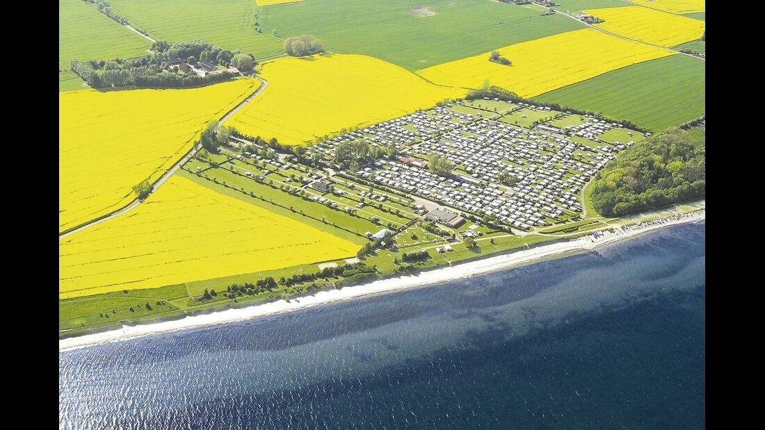 Camping Rosenfelder Strand