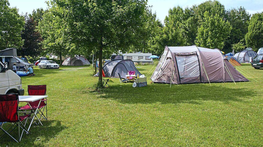 Camping Schloss Kirchberg