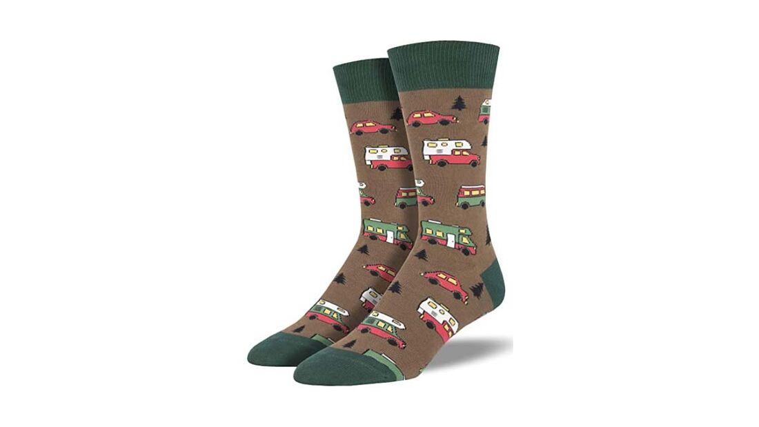 Camping-Socken